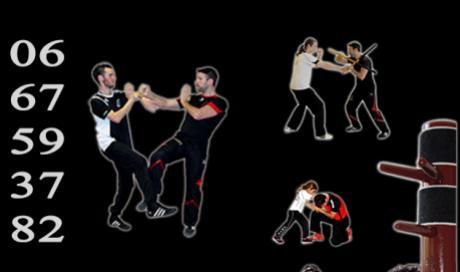 Apprendre Self Defense Lyon