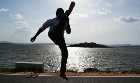 D'où vient locution art martial Lyon
