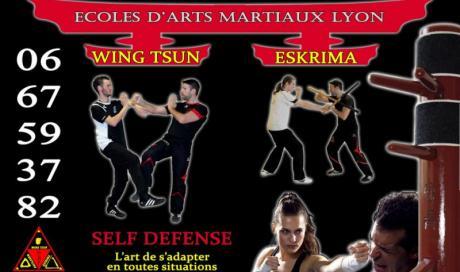 Club pour les arts martiaux lyon