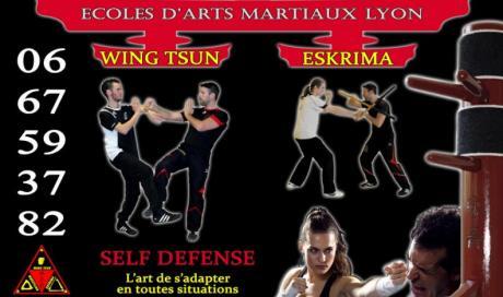 Stage arts martiaux lyon 7