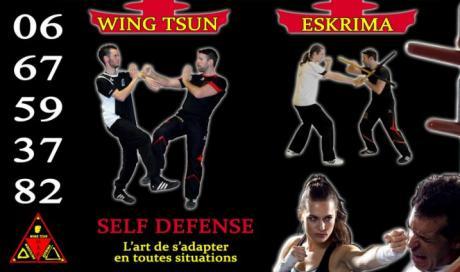 Apprendre les arts martiaux à lyon