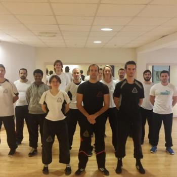 Stage Wing Tsun