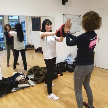 Cours Self Defense Lyon 5