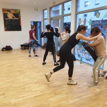 Cours Self Defense Lyon 9