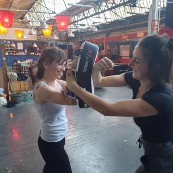Self Defense Femme Lyon 3