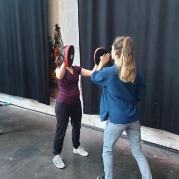 Self Defense Femme Lyon 7