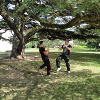 Wing Chun Lyon Stage