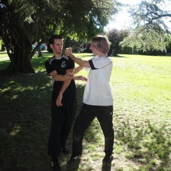 Art martial Lyon