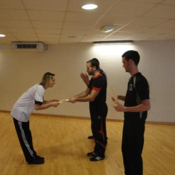 Stage Wing Chun Lyon