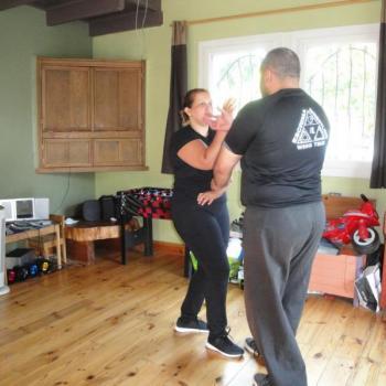 Wing Chun Lyon 1