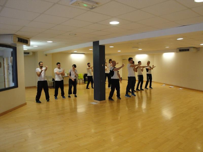 Cours arts martiaux Lyon 7